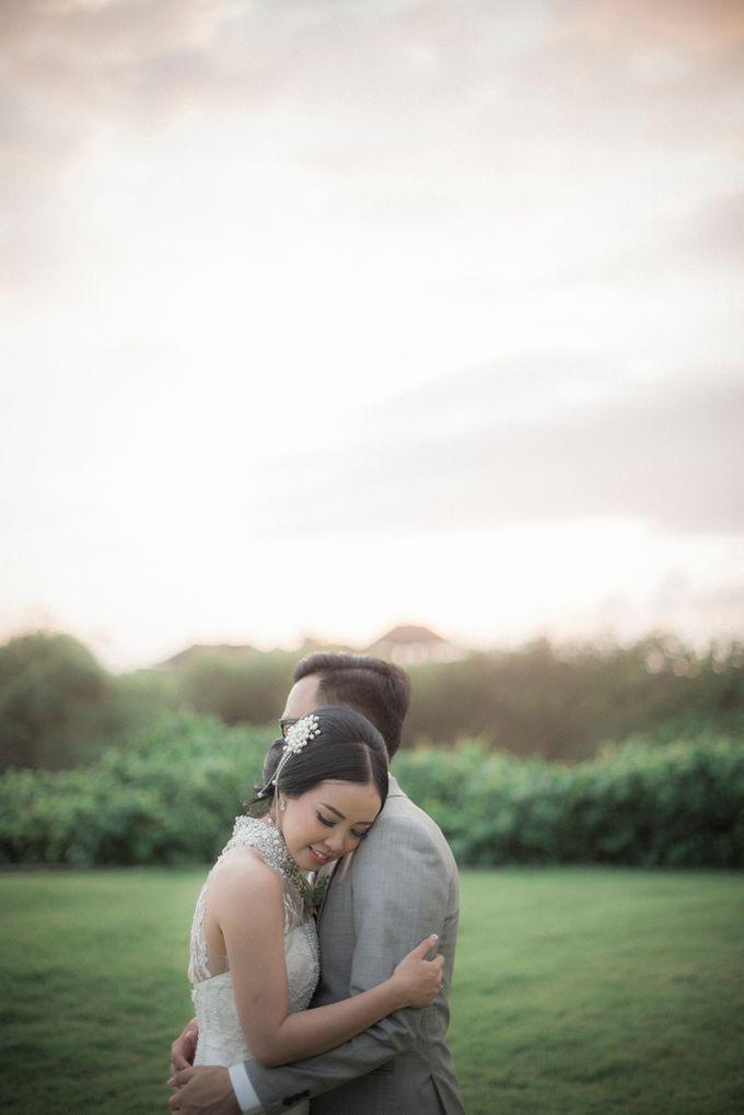 Anson & Vanessa Wedding at The Soori - Bali by Imelda Hudiyono Bride - 017