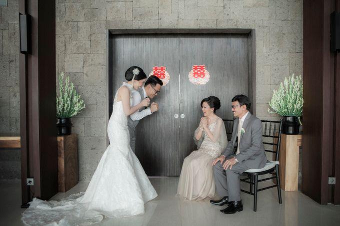 Anson & Vanessa Wedding at The Soori - Bali by Imelda Hudiyono Bride - 019