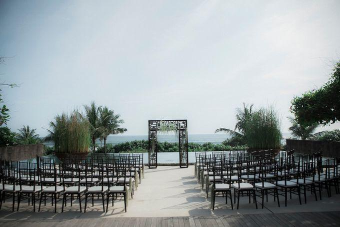 Anson & Vanessa Wedding at The Soori - Bali by Imelda Hudiyono Bride - 022