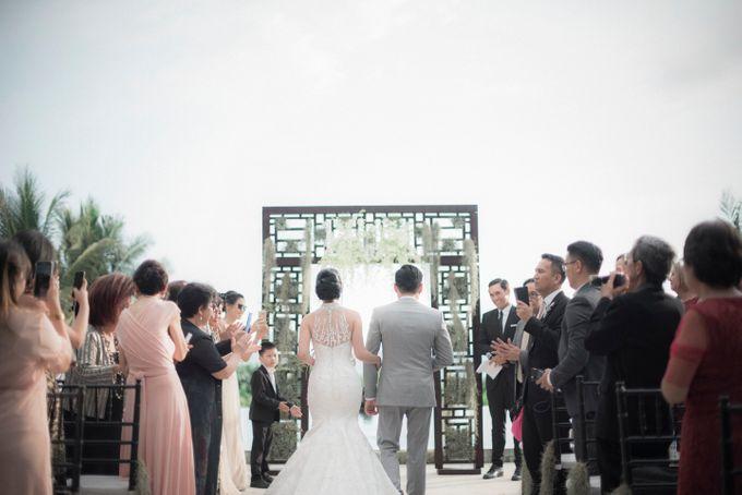 Anson & Vanessa Wedding at The Soori - Bali by Imelda Hudiyono Bride - 023