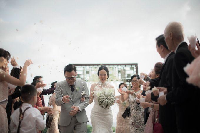 Anson & Vanessa Wedding at The Soori - Bali by Imelda Hudiyono Bride - 025