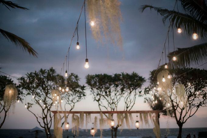 Anson & Vanessa Wedding at The Soori - Bali by Imelda Hudiyono Bride - 027