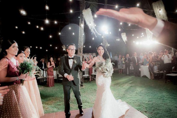 Anson & Vanessa Wedding at The Soori - Bali by Imelda Hudiyono Bride - 029