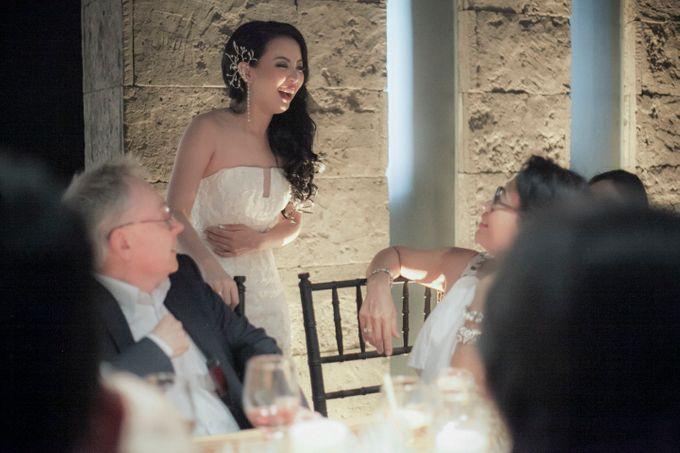 Anson & Vanessa Wedding at The Soori - Bali by Imelda Hudiyono Bride - 030
