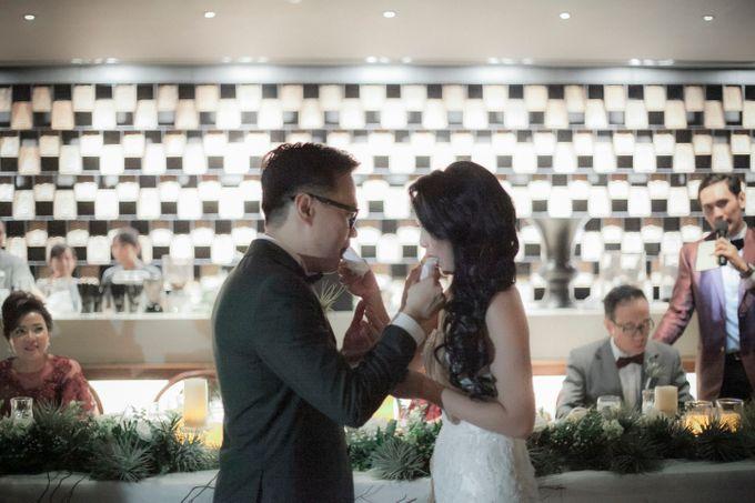 Anson & Vanessa Wedding at The Soori - Bali by Imelda Hudiyono Bride - 033