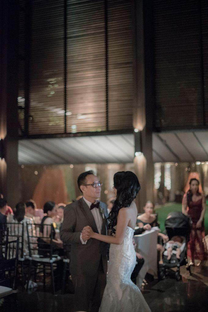 Anson & Vanessa Wedding at The Soori - Bali by Imelda Hudiyono Bride - 034