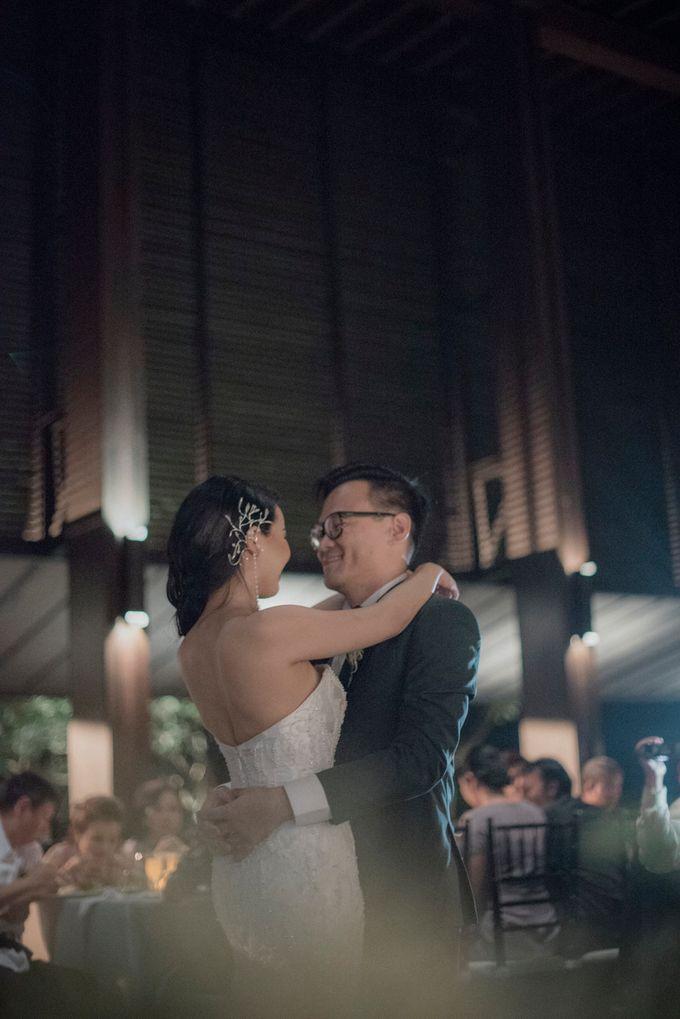 Anson & Vanessa Wedding at The Soori - Bali by Imelda Hudiyono Bride - 035