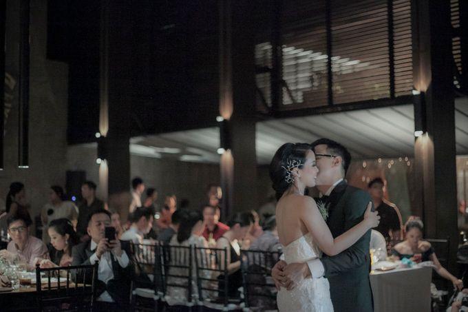 Anson & Vanessa Wedding at The Soori - Bali by Imelda Hudiyono Bride - 036