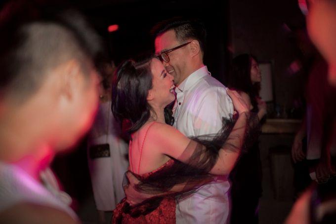 Anson & Vanessa Wedding at The Soori - Bali by Imelda Hudiyono Bride - 039