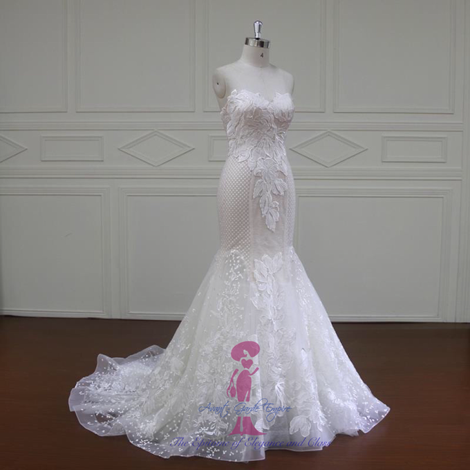 Mermaid gowns  by Avant-Garde Empire - 001