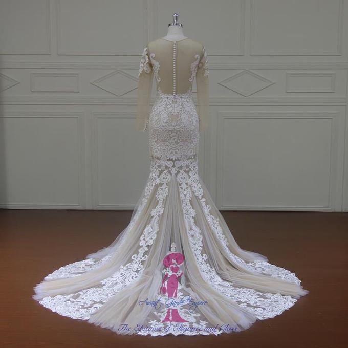 Mermaid gowns  by Avant-Garde Empire - 011