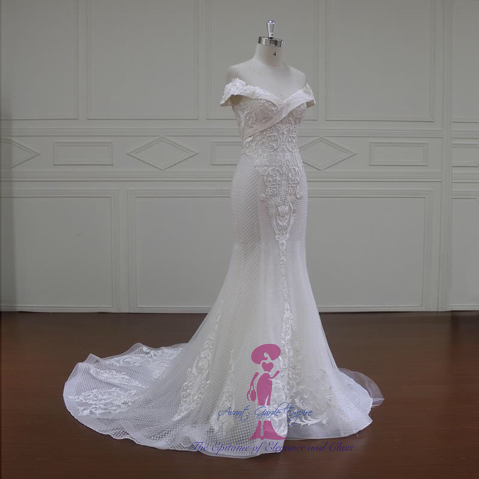 Mermaid gowns  by Avant-Garde Empire - 008
