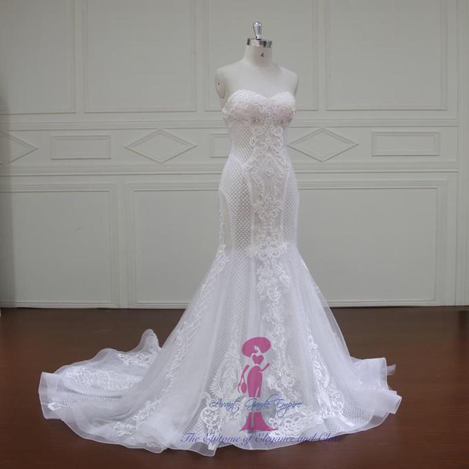 Mermaid gowns  by Avant-Garde Empire - 010