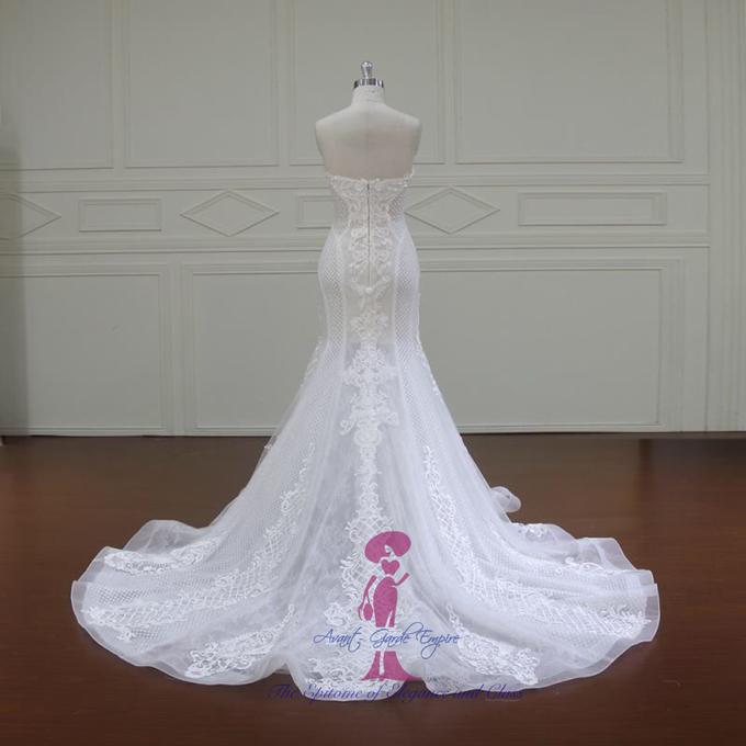 Mermaid gowns  by Avant-Garde Empire - 009