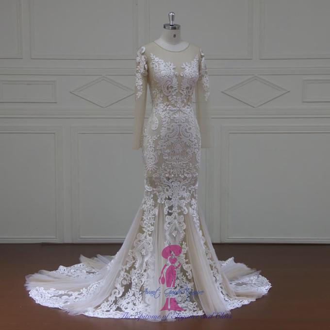 Mermaid gowns  by Avant-Garde Empire - 012