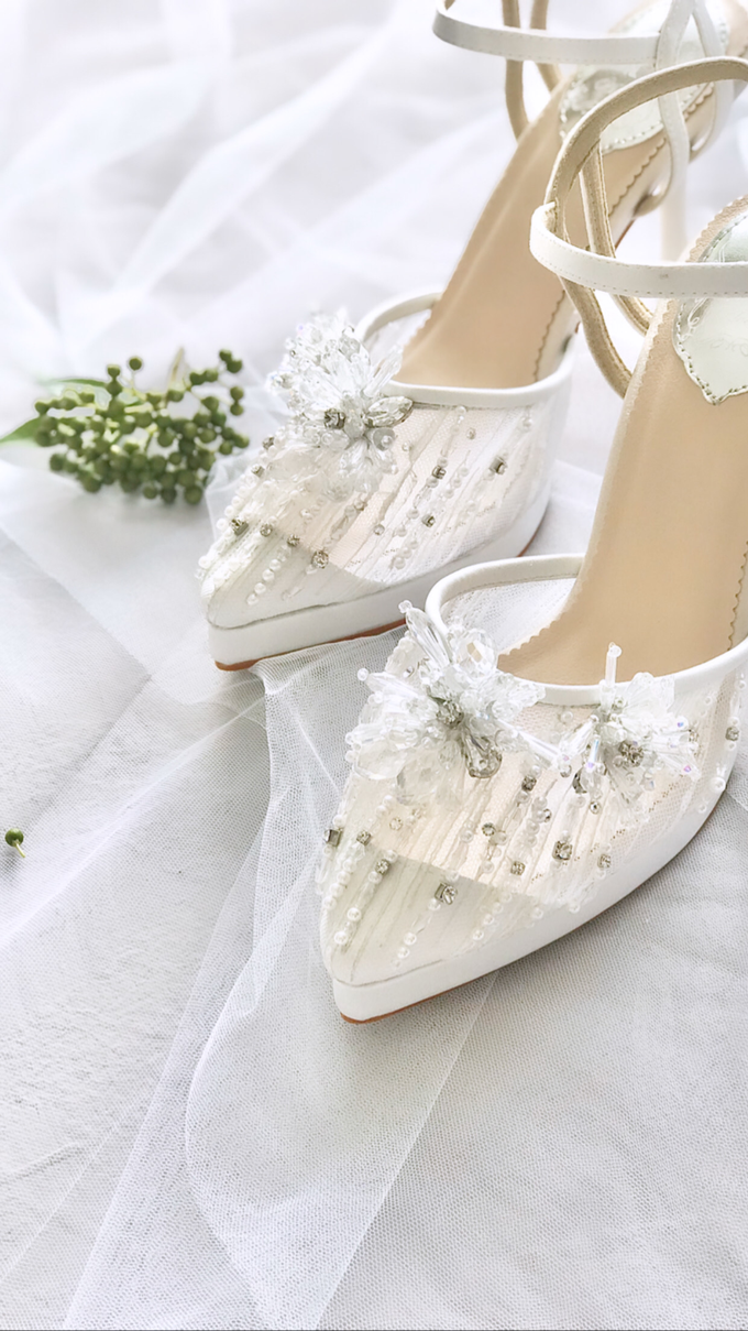 Where Flowers Bloom so does HOPE by Aveda Footwear - 001