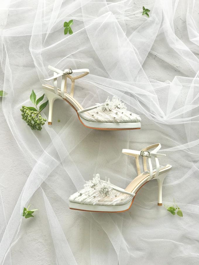 Where Flowers Bloom so does HOPE by Aveda Footwear - 002
