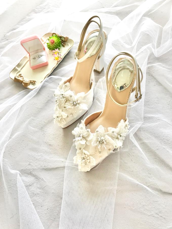 Where Flowers Bloom so does HOPE by Aveda Footwear - 003