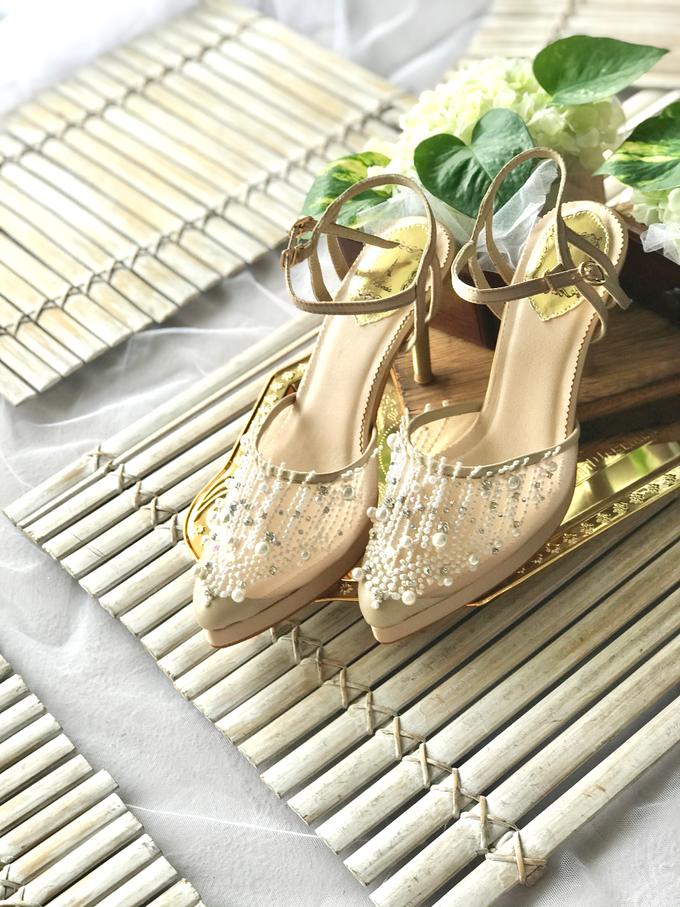 Pretty in Nude by Aveda Footwear - 001