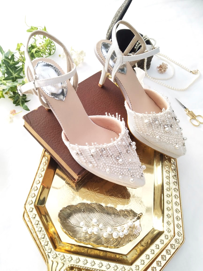 Personalised your Happily Ever After Wedding Shoes by Aveda Footwear - 004