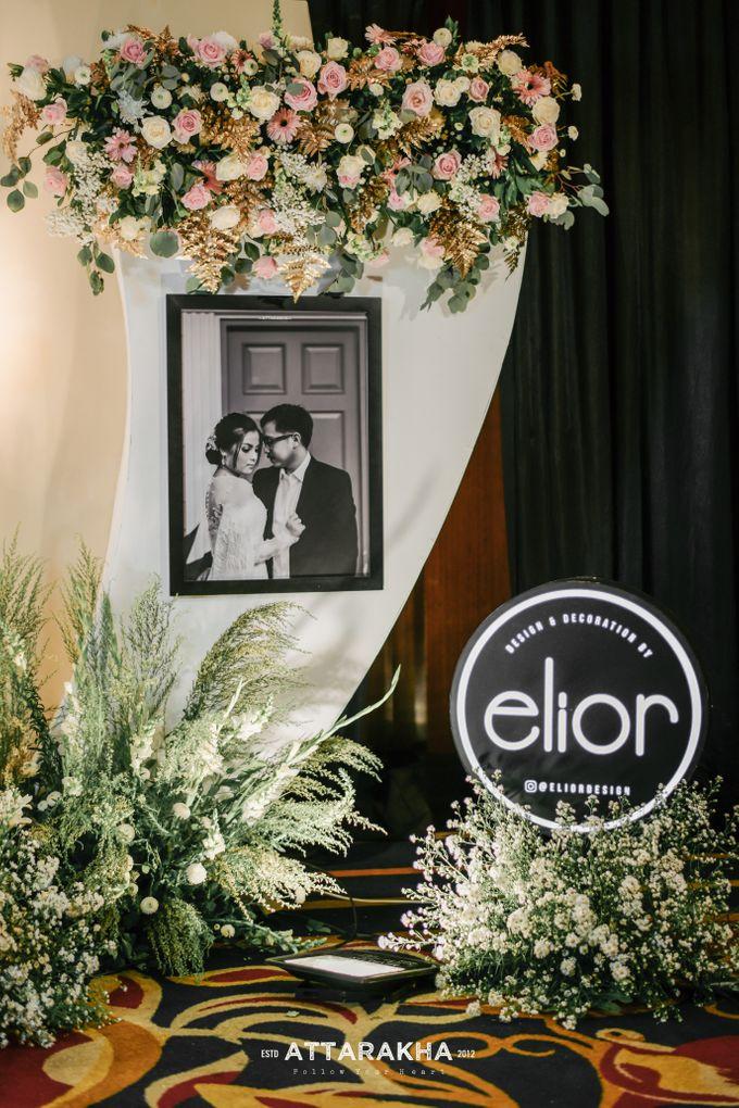 The Wedding of Avi and Farhan by Elior Design - 011
