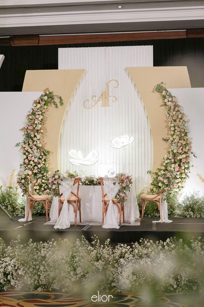The Wedding of Avi and Farhan by Elior Design - 016