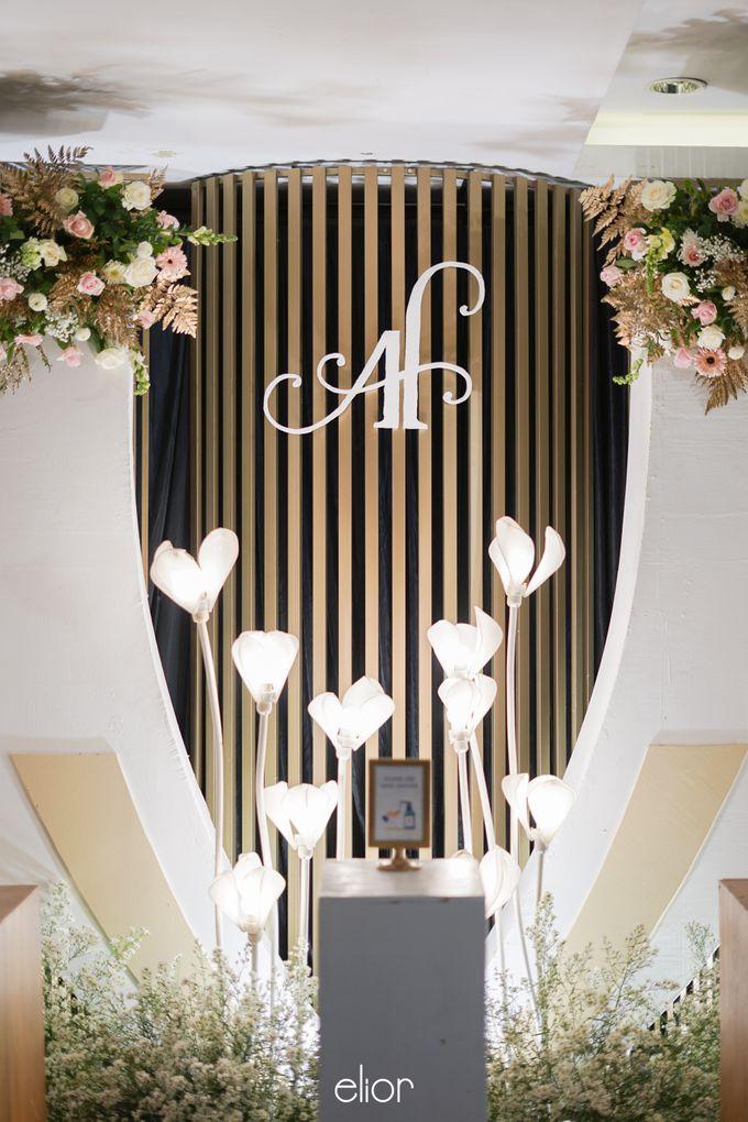 The Wedding of Avi and Farhan by Elior Design - 013