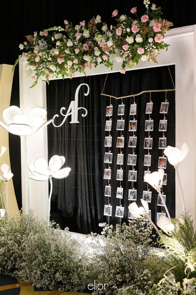 The Wedding of Avi and Farhan by Elior Design - 015