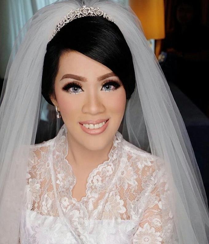 Wedding Oki & Elvi by Fenny Yang Wedding Planner - 004