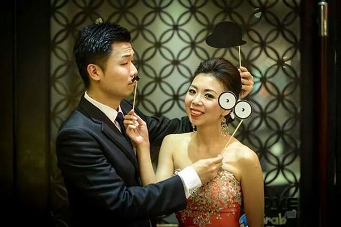 Bridal Makeup and Hairstyle by SueLim & artmakeup - 043