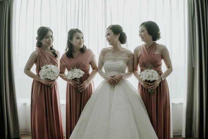 Wedding of Alvin and Vivian by AB Photographs - 001