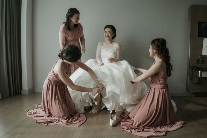 Wedding of Alvin and Vivian by AB Photographs - 002
