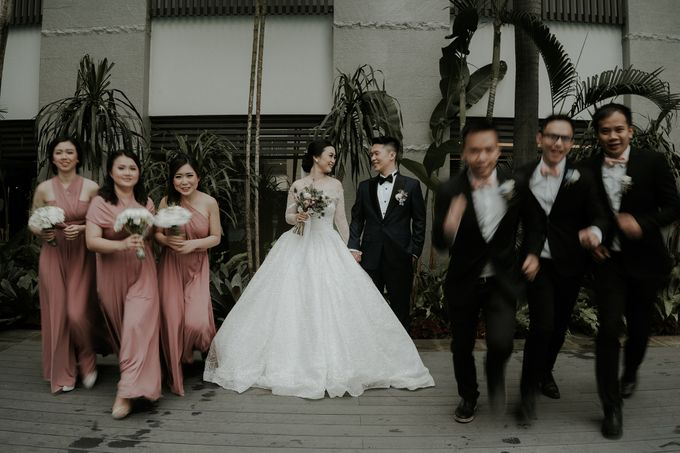 Wedding of Alvin and Vivian by AB Photographs - 005