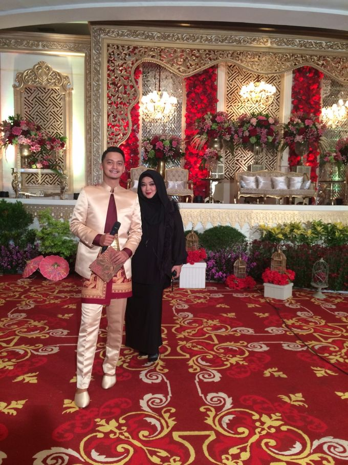Wedding Reception By Rina Gunawan WO by Chanzy Fauzi MC - 004