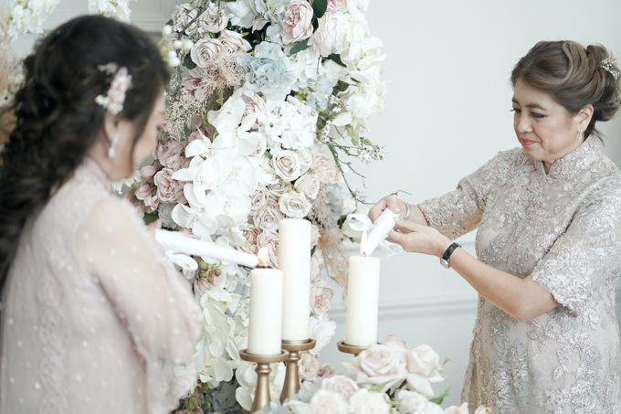 The Wedding of  Julian & Pricillia by Cappio Photography - 007