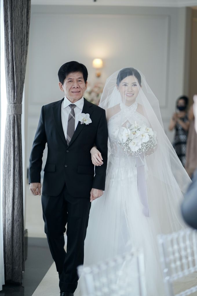 The Wedding of  Julian & Pricillia by Cappio Photography - 040