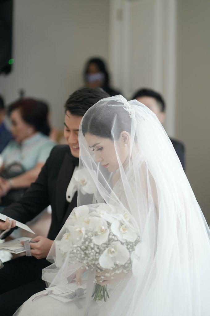 The Wedding of  Julian & Pricillia by Cappio Photography - 039