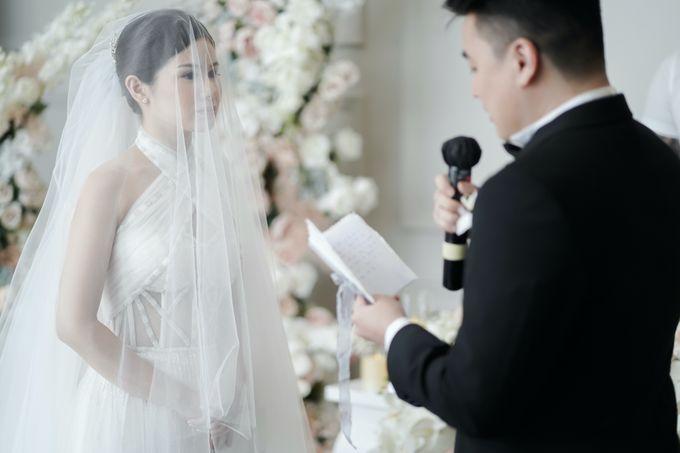 The Wedding of  Julian & Pricillia by Cappio Photography - 034