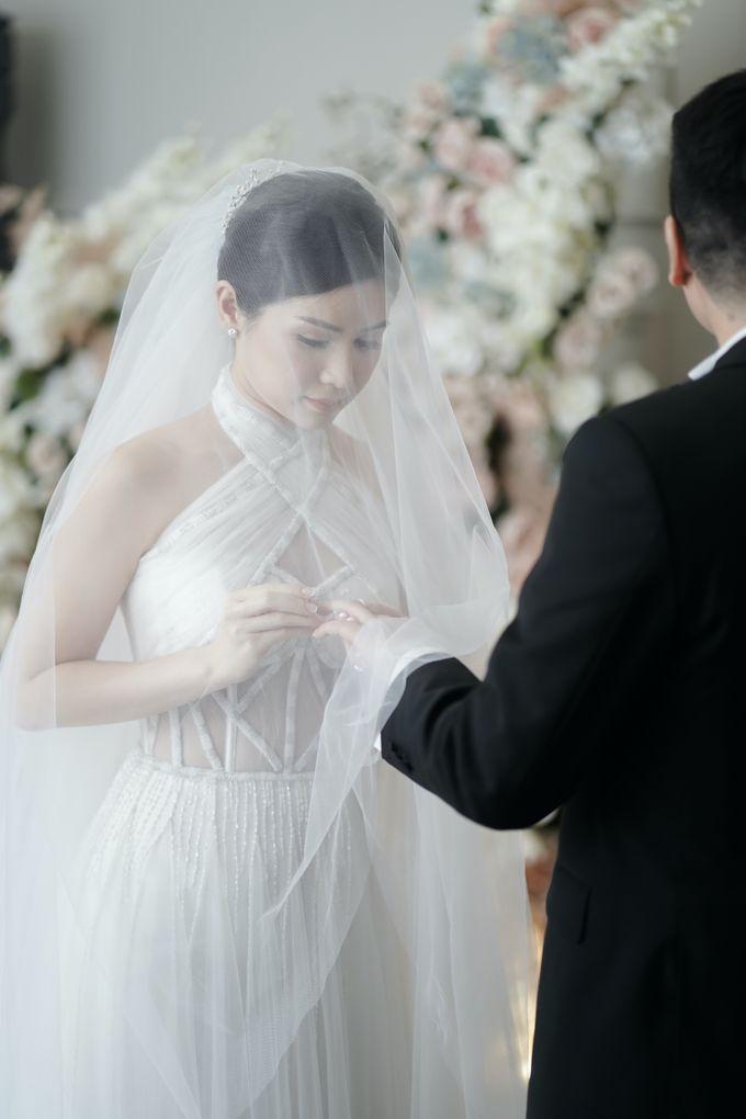 The Wedding of  Julian & Pricillia by Cappio Photography - 009