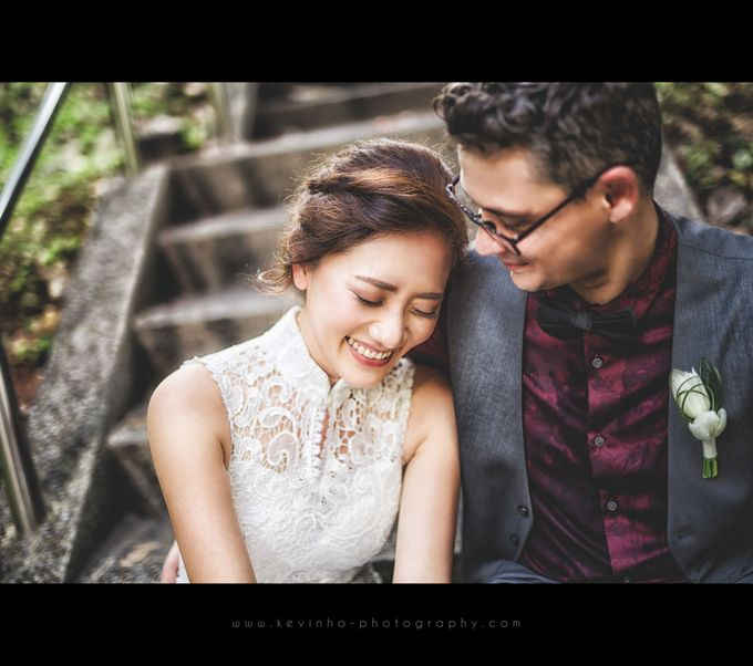 Actual Wedding Day by Kevin Ho Photography - 006