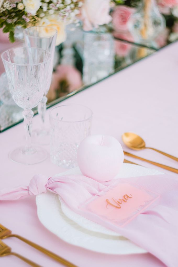 Intimate Wedding of Ethan & Lucy by Bali Wedding Atelier - 008
