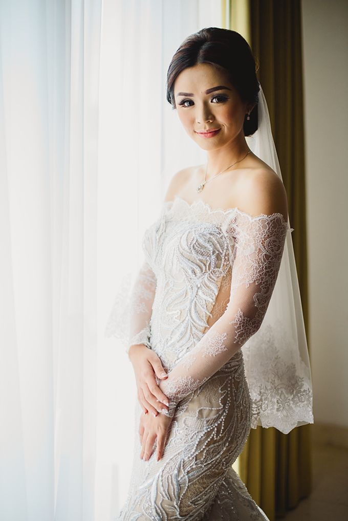 The Wedding of Devina & Awie by Gusde Photography - 004