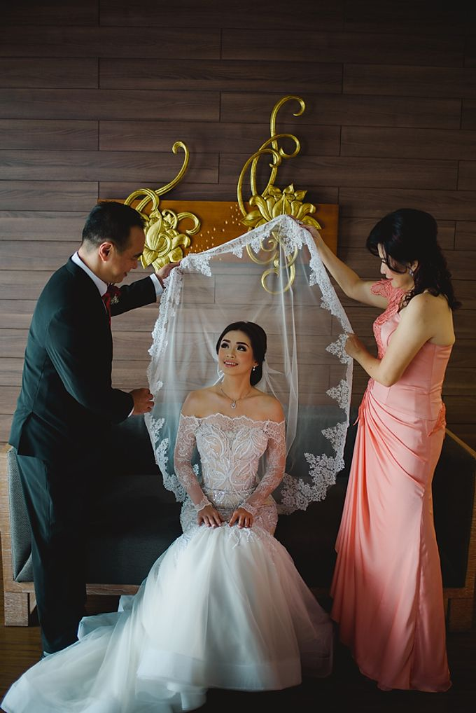 The Wedding of Devina & Awie by Gusde Photography - 005