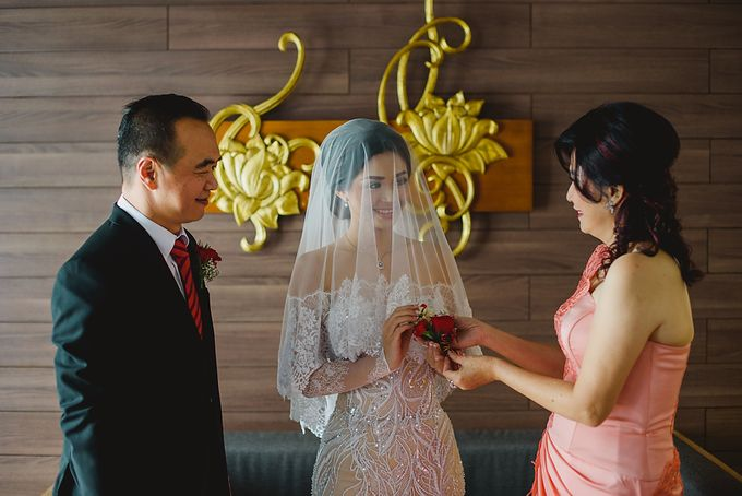 The Wedding of Devina & Awie by Gusde Photography - 008