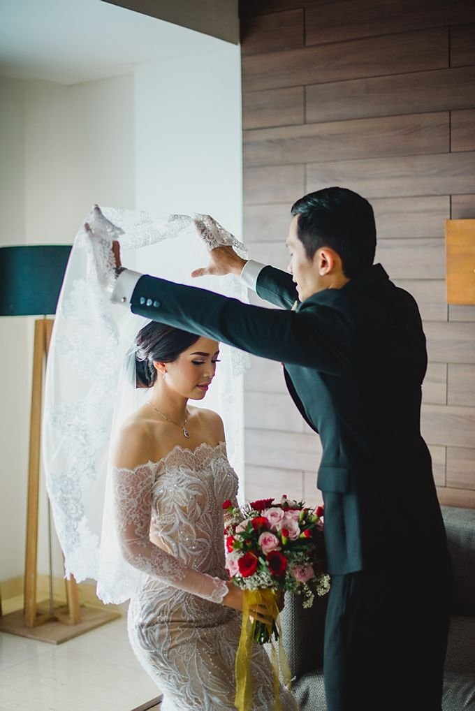 The Wedding of Devina & Awie by Gusde Photography - 018