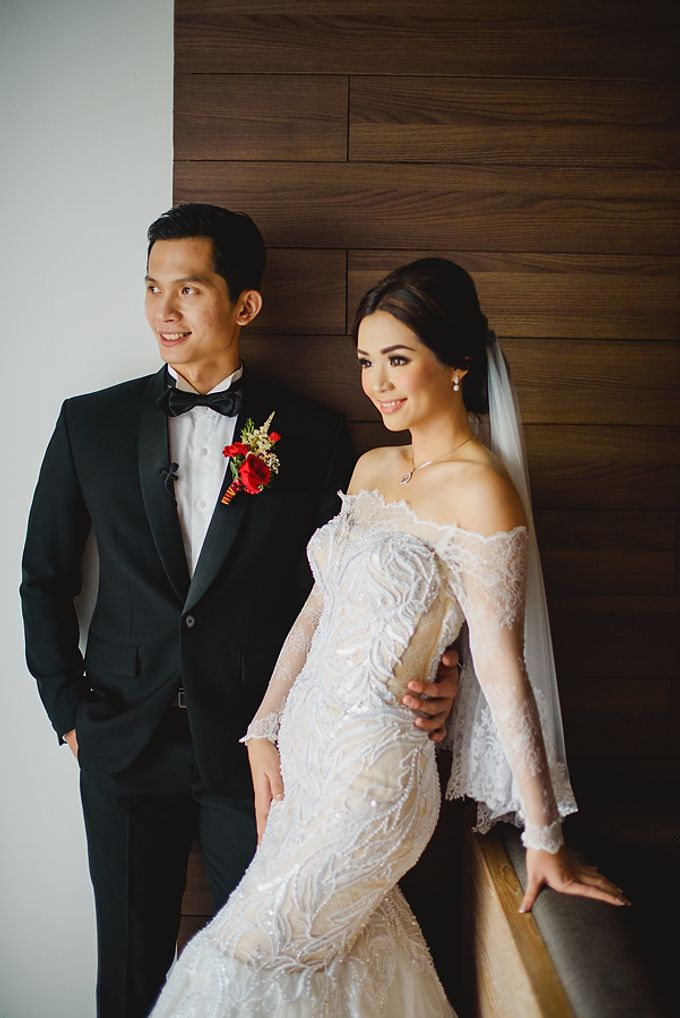 The Wedding of Devina & Awie by Gusde Photography - 023