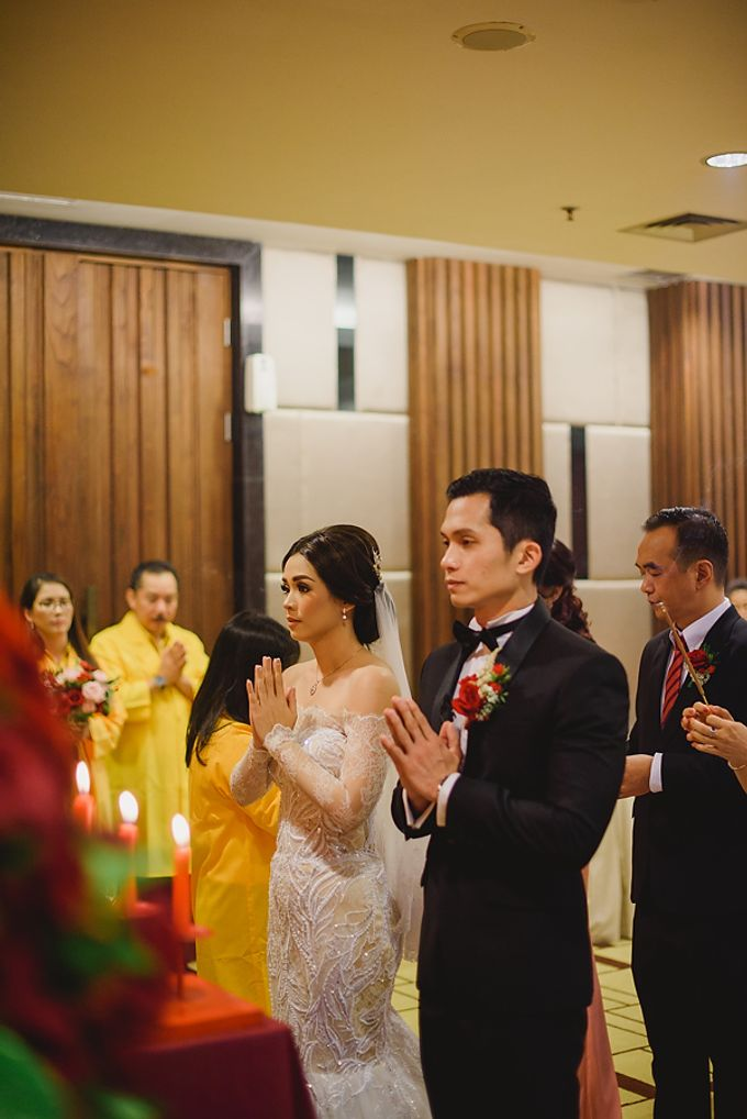 The Wedding of Devina & Awie by Gusde Photography - 025