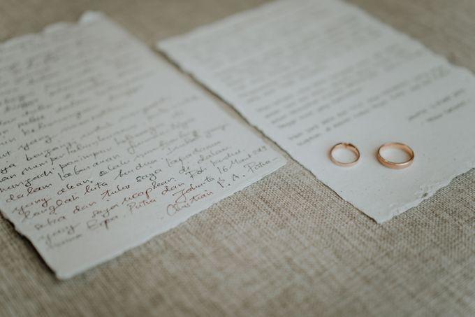 The Wedding of Christian & Kezia by William Saputra Photography - 002