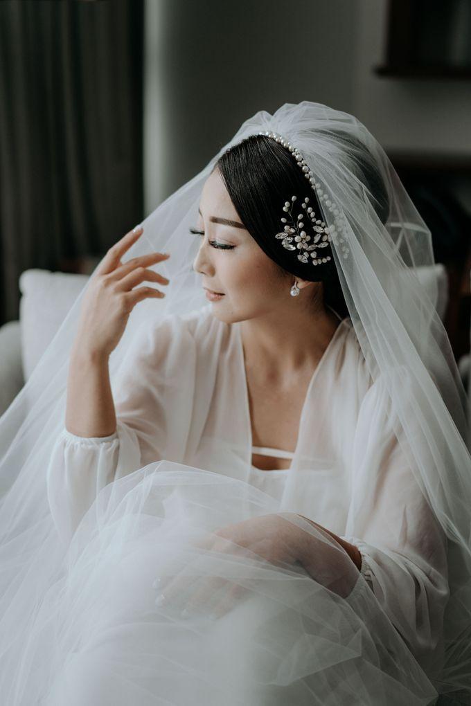 The Wedding of Christian & Kezia by William Saputra Photography - 011