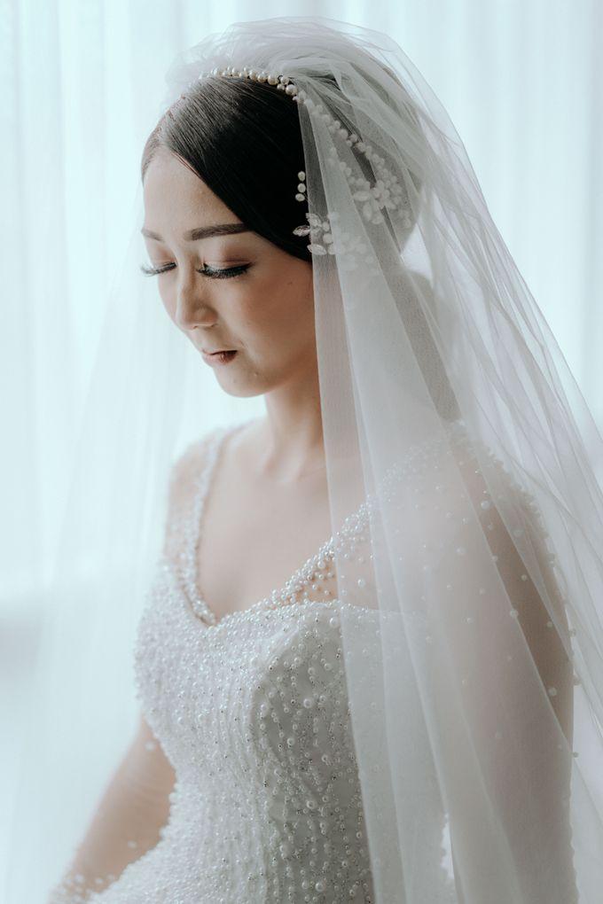 The Wedding of Christian & Kezia by William Saputra Photography - 031
